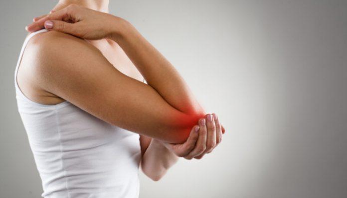 Что следует предпринять если распух локоть на руке