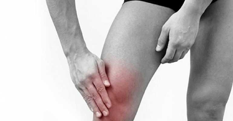 Непонятные уплотнения в коленном суставе или гигрома