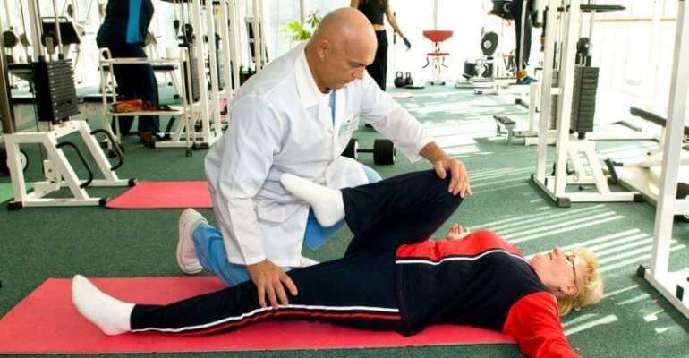 Какие упражнения рекомендованы при грыже в шейном отделе позвоночника