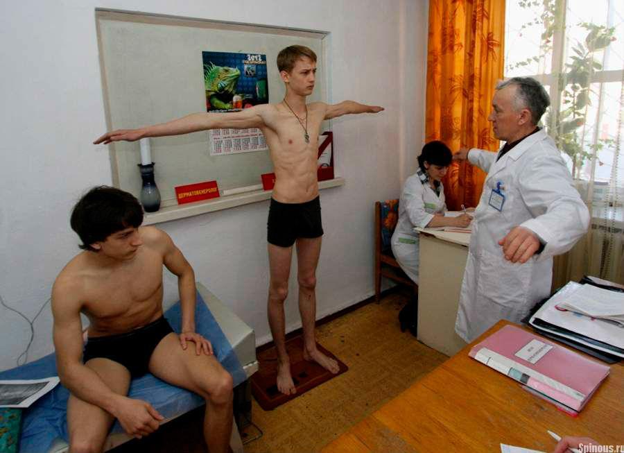 Какова вероятность, что с остеохондрозом возьмут на службу в армию