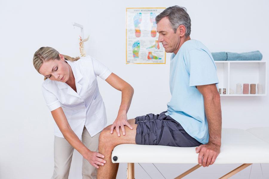 Почему болят колени после тренировки и что делать с этим