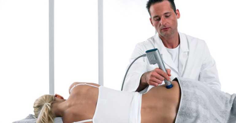 Физиотерапия при остеохондрозе позвоночника виды и способы