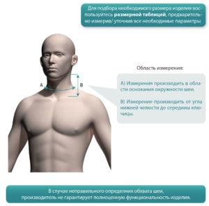 Правила ношения ортопедического воротника Шанца при шейном остеохондрозе