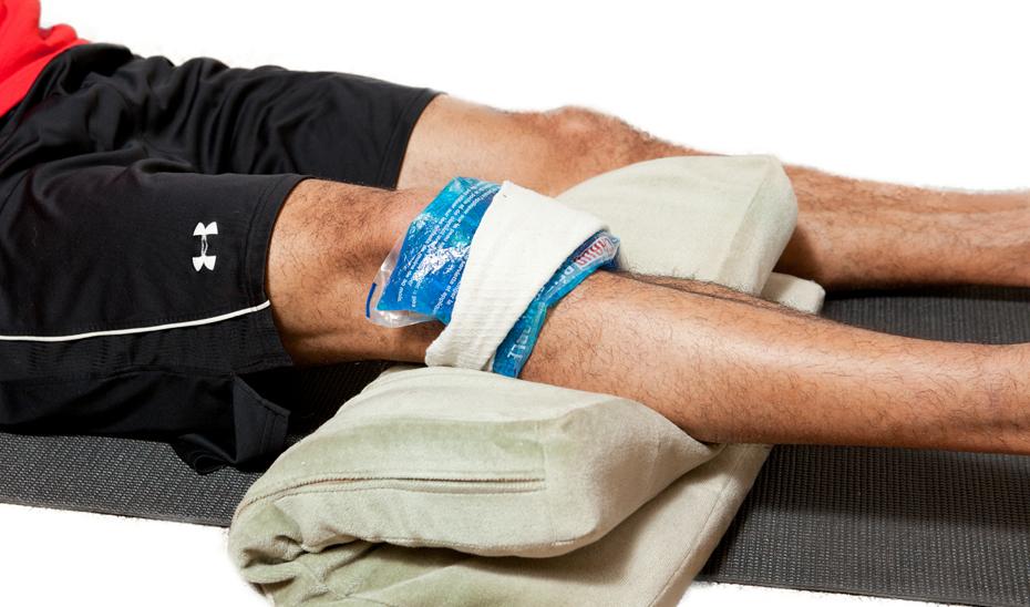 Причины и симптомы воспаленного коленного сустава