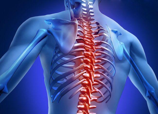 Причины кашля при остеохондрозе грудного отдела позвоночника