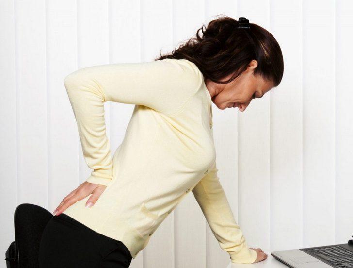 Причины возникновения боли в копчике когда сидишь и встаешь