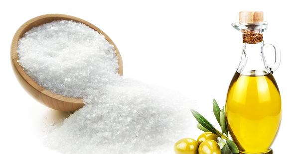 Лечение шейного остеохондроза медом с солью
