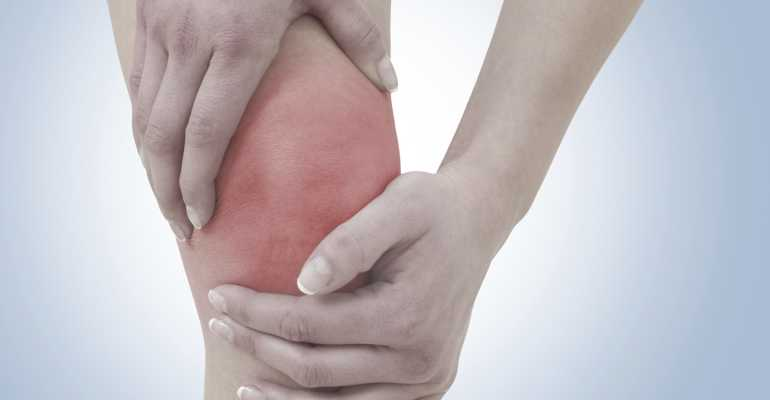 Симптомы и методы лечения артрита коленного сустава