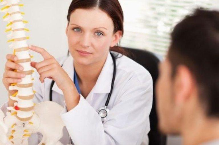 Симптомы и развитие межпозвонкового остеохондроза
