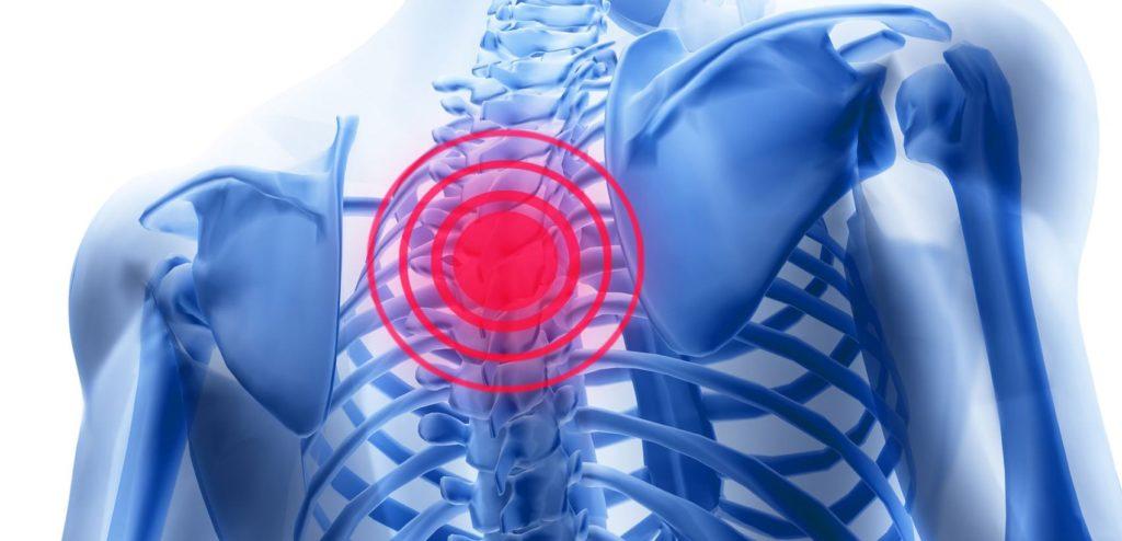 Техника выполнения упражнений при грудном остеохондрозе