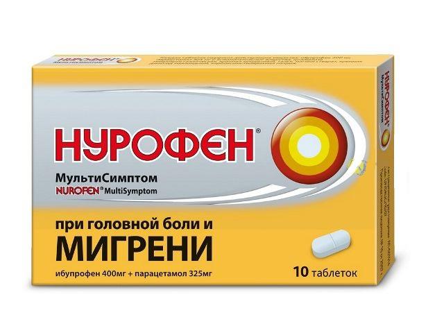 Все о популярном препарате Нурофен