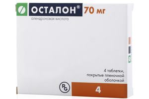 Осталон и Осталон Кальций-Д особенности применения при остеопорозе