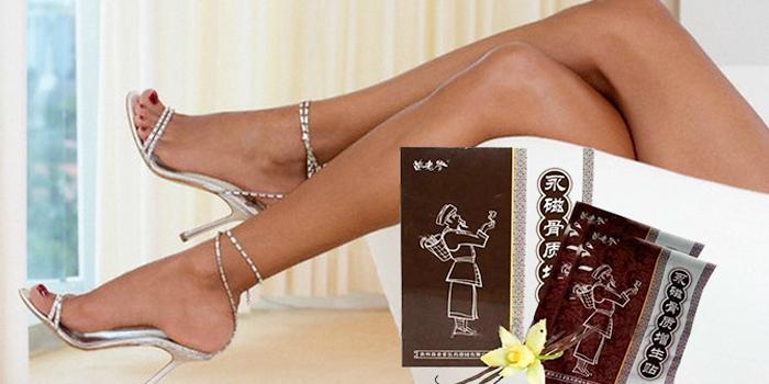 Эффективные лечебные пластыри от косточек на ногах