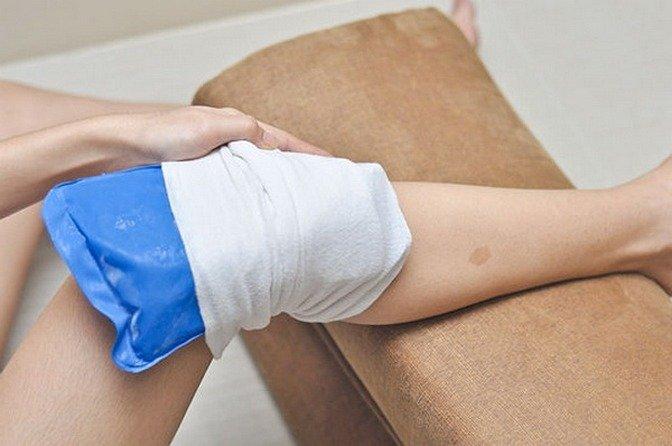 Эффективные рецепты для компрессов при артрозе коленных суставов