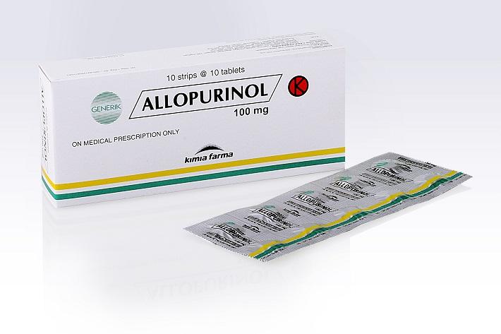 Эффективный препарат для лечения подагры — Аллопуринол