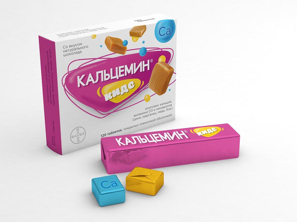 Эффективный препарат для укрепления костной ткани — Кальцемин