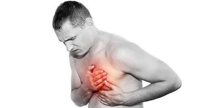 Истинный причины болей в грудине при остеохондрозе