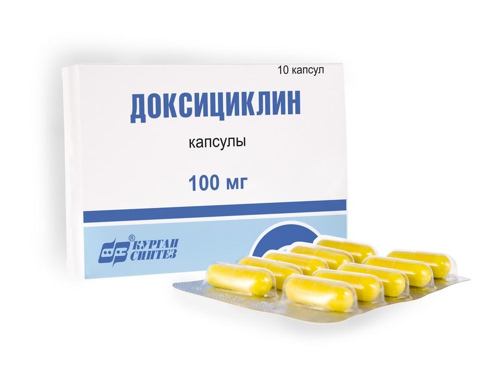 Доксициклин и суставы - Все про суставы