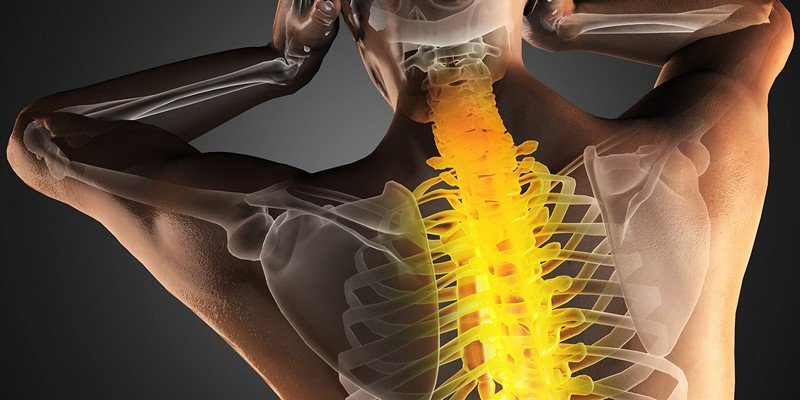 Какие бывают дегенеративно-дистрофические изменения в грудном отделе позвоночника
