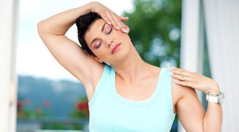 Какие упражнения входят в комплекс лечебной гимнастики для шеи?