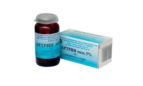 Как нужно применять лекарственное средство Артрин