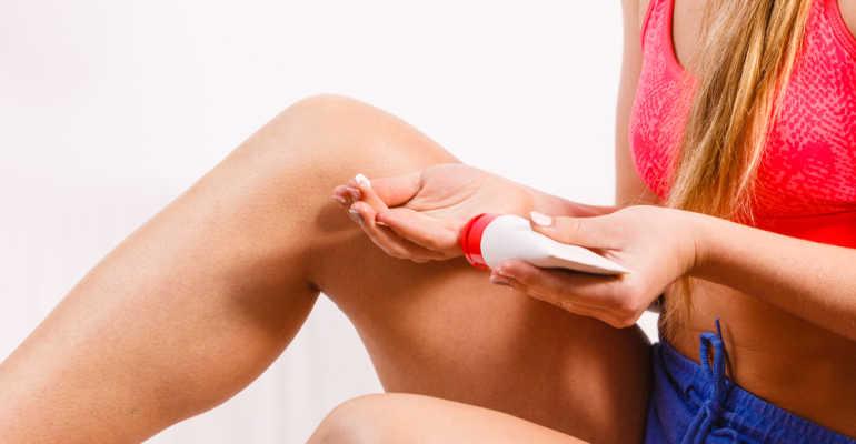 Мазь для коленного сустава лечение