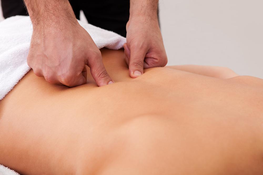 Методика и техника проведения массажа при сколиозе