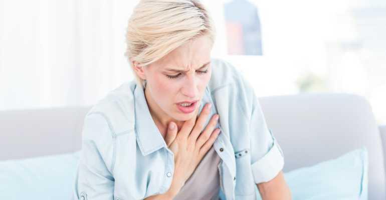 Одышка при остеохондрозе симптомы и лечение