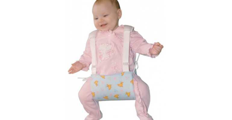 Ортопедическое приспособление для новорожденных — подушка Фрейка