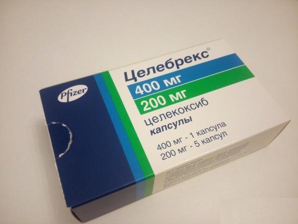 Особенности действия препарата Целебрекс