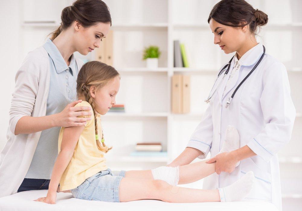 Особенности лечения и реабилитации детей при различных переломах