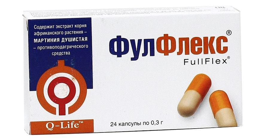 Фулфлекс отзывы пациентов