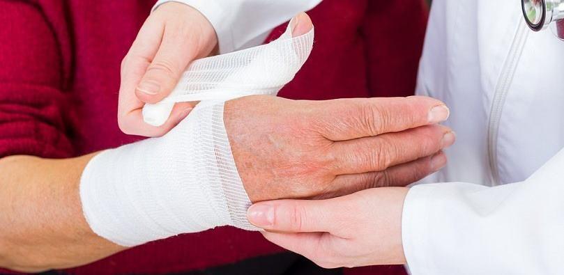 По каким признакам можно определить перелом костей