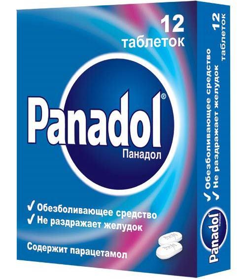 Правила приема обезболивающего препарата Панадол
