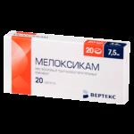 Правила применения препарата Ревмоксикам при боли в суставах