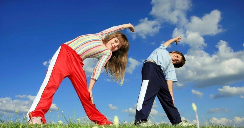 Правила выполнения ЛФК для детей с нарушением осанки