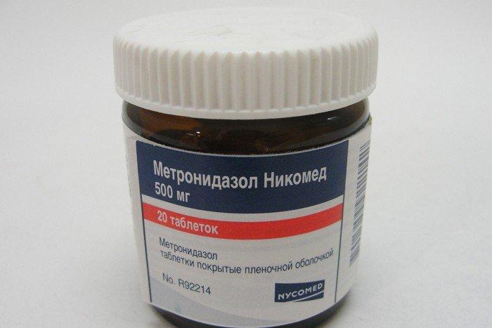 При каких заболеваниях применяют Метронидазол и в каких дозировках