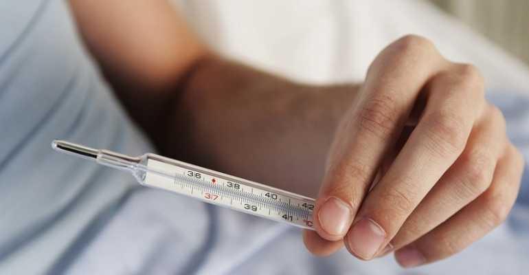 Причины повышения температуры при артрите