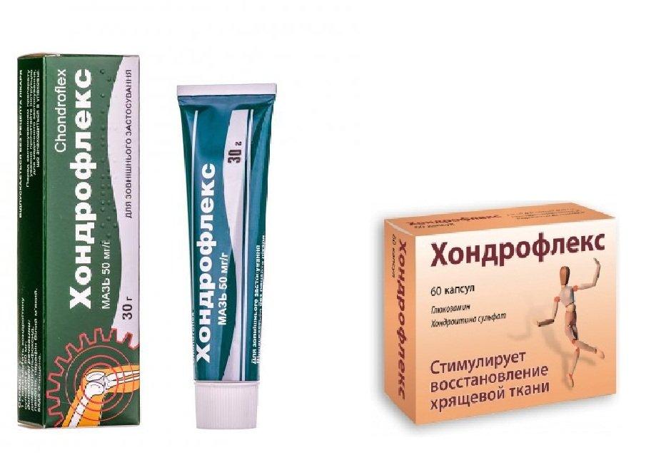 Применение препарата Хондрофлекс для лечения суставов