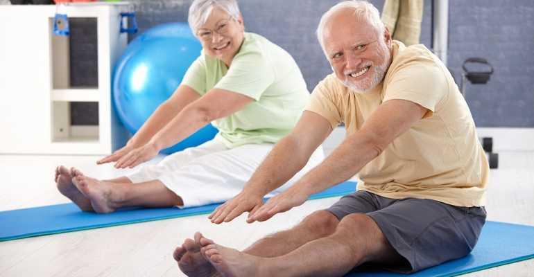 Упражнения при остеопорозе 3 степени