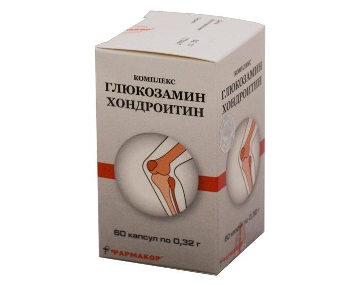 Глюкозамин хондроитин фармакор инструкция