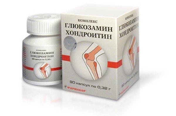 Условия назначения комплекса Глюкозамин Хондроитин