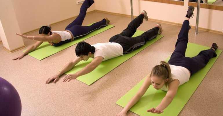 Виды разрешенных физических упражнений при протрузии поясничного отдела позвоночника