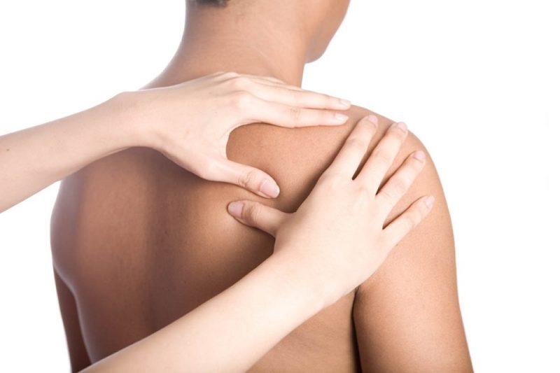 Возобновление подвижности при контрактуре плечевого сустава